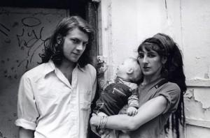 James Marguerite and Crosby by Karen Ogle 1985/86