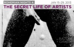 The Secret lives of Artists
